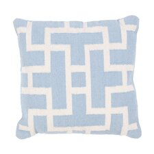 Santorini Handmade Cotton Pillow