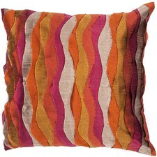 Portabella Contemporary Poly Dupione Pillow