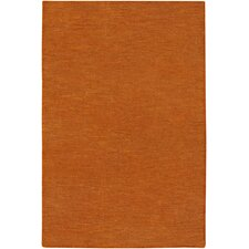 Touchpoint Sun Orange Area Rug