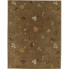 Poeme Alsace Brown Rug