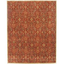 Poeme Calais Deep Ruby Rug