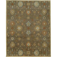 Poeme Nantes Brown Rug