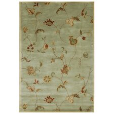Poeme Alsace Ice Blue Rug