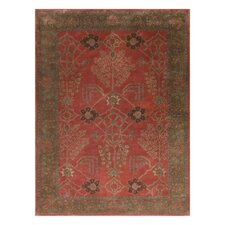 <strong>Jaipur Rugs</strong> Poeme Chambery Orange Rust/Gold Brown Rug