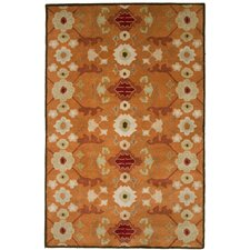 Passages Pumpkin / Tobacco Rug