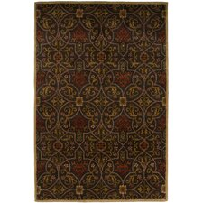 Poeme Black Coffee Rug
