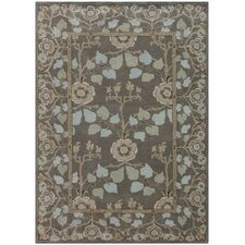 Poeme Dark Gray Rug
