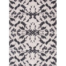<strong>Jaipur Rugs</strong> Foundations By Chayse Dacoda White/Black Abstract Rug