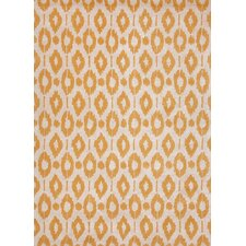 Foundations By Chayse Dacoda Gold/Yellow Geometric Rug