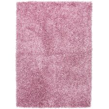 Flux Pink/Purple Solid Area Rug