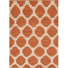 <strong>Jaipur Rugs</strong> Feza Red/Orange Moroccan Rug