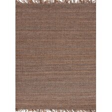 Rugged Gray Solid Rug