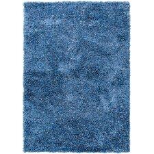 Tribeca Blue Solid Rug