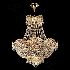 <strong>Azad Electricals</strong> Wave Bolas Chandelier