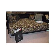 "Pulsar 8"" Memory Foam Futon Mattress"