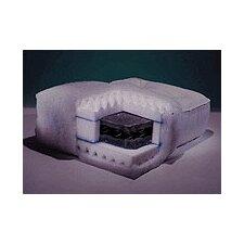 Galaxy Innerspring Platform Bed Mattress