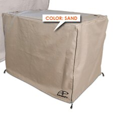 Corner Pin Dog Crate Cover