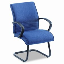 <strong>Alera®</strong> Rici II Thin Profile Series  Low-Back Fabric Office Chair