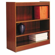 "Square Corner 35.8"" Bookcase"