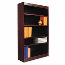 "Square Corner 60"" Bookcase"