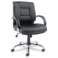 Ravino Series Leather Office Chair with Arms
