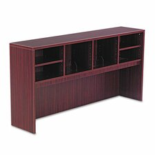 "<strong>Alera®</strong> Valencia Series 35.5"" H x 66"" W Desk Hutch"