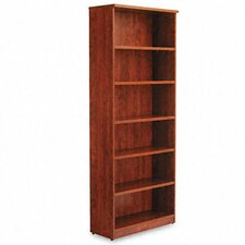"Valencia Series 80.38"" Bookcase"