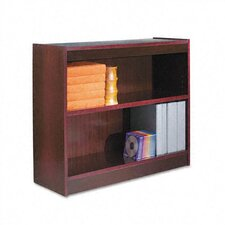 Traditional Square Corner Bookcase