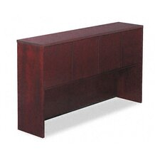 Verona Veneer Series Desk Hutch