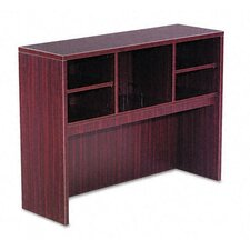 "<strong>Alera®</strong> Valencia Series 35"" H x 48"" W Desk Hutch"
