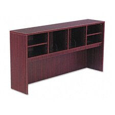 "<strong>Alera®</strong> Valencia Series 35"" H x 72"" W Desk Hutch"