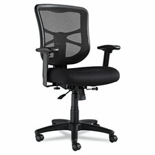 <strong>Alera®</strong> Elusion Series Mid-Back Mesh Swivel / Tilt Office Chair