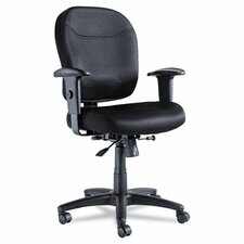 <strong>Alera®</strong> Wrigley Series Mid-Back Mesh Office Chair