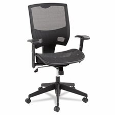 <strong>Alera®</strong> Epoch Series Mid-Back Mesh Suspension  Multifunction Office Chair