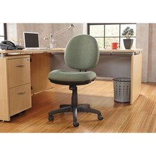 Height Adjustable Interval Series Swivel Task Stool