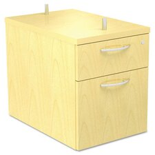SedinaAG Series 2-Drawer Hanging Box File Pedestal