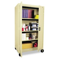 "36"" Mobile Storage Cabinet"