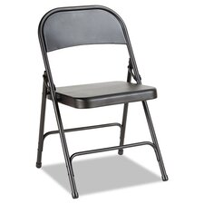 Steel Folding Chair (Set of 4)