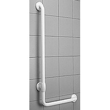 Maxima ADA Compliant L Shaped Support Bar with Hand Shower Holder