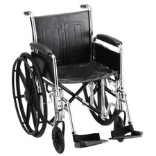 <strong>Nova Ortho-Med, Inc.</strong> Steel Standard Wheelchair