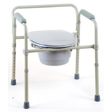 <strong>Nova Ortho-Med, Inc.</strong> Folding commode