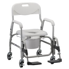 Bathroom 365 Deluxe Shower Chair and Commode
