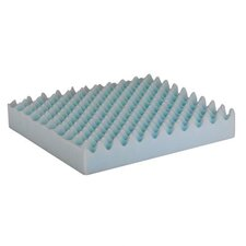 "<strong>Nova Ortho-Med, Inc.</strong> 3"" Convoluted Foam Cushion for Wheelchair"