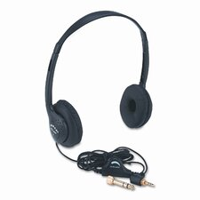 Personal Multimedia Volume Control Stereo Headphones