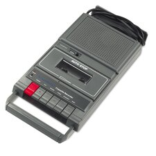 Cassette Recorder Four Station Listening Center