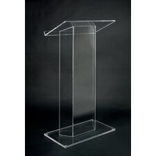 Clear Acrylic Full Podium