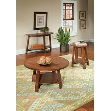 <strong>Peters-Revington</strong> Lake Placid Half Round Console Table
