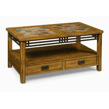 American Craftsman Condo Coffee Table