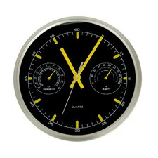 "10.1"" Round ""Speedometer"" Wall Hanging Clock"