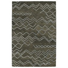 Casablanca Ash Geomatric Indoor/Outdoor Rug